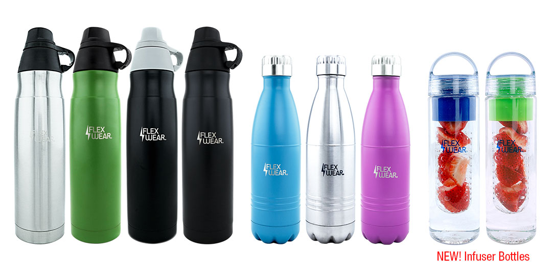 Flexwear Water Bottles